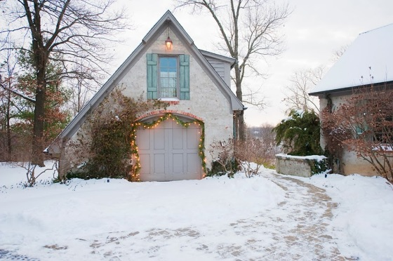 Picture perfect: carriage house
